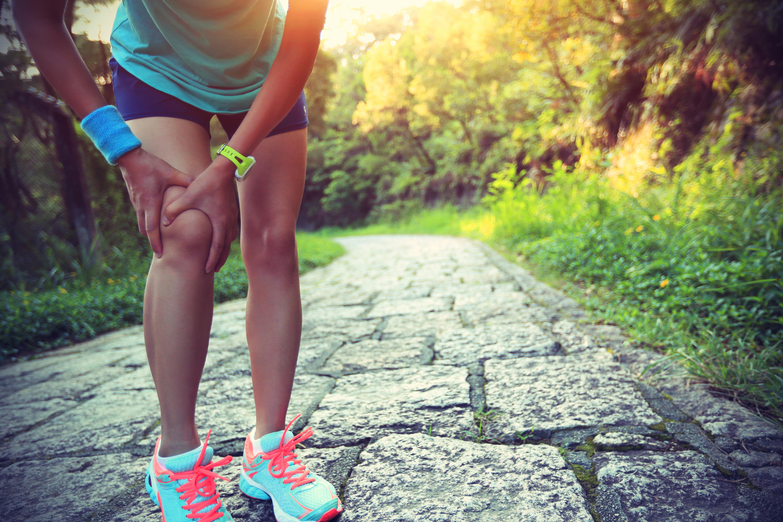 lopers knie knieklachten hardlopen